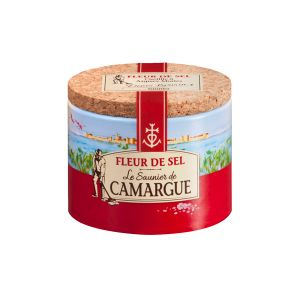 カマルグの塩 フルール・ド・セル コルク蓋