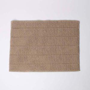 エステルストライプマット 60×45 ベージュ