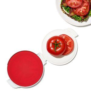 【オンライン限定】OXO/オクソー シリコンフードキーパー トマト