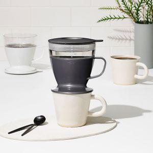 【オンライン限定】OXO/オクソー オートドリップコーヒーメーカー チャコール