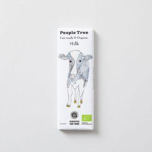 フェアトレードチョコレート ミルク People Tree/ピープルツリー