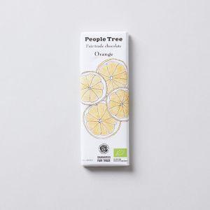 フェアトレードチョコレート オレンジ / People Tree