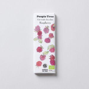 フェアトレードチョコレート ラズベリー / People Tree