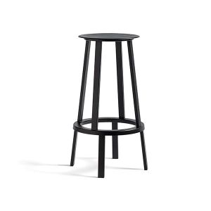 REVOLVER BAR STOOL HIGH ブラック