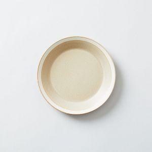 dishes 180plate サンドベージュ / yumiko iihoshi×木村硝子店
