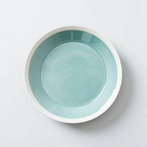 dishes 230plate ピスタチオグリーン / yumiko iihoshi×木村硝子店