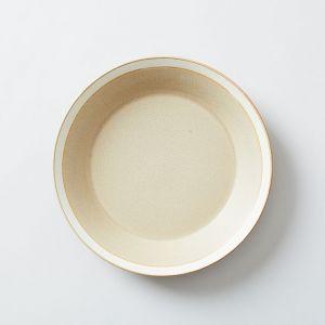 dishes 230plate サンドベージュ / yumiko iihoshi×木村硝子店
