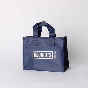GEORGE'S ガービッジデスク ネイビー