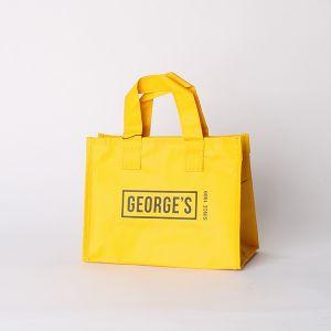 GEORGE'S ガービッジデスク イエロー
