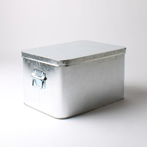 松野屋 トタン米びつ 22kg