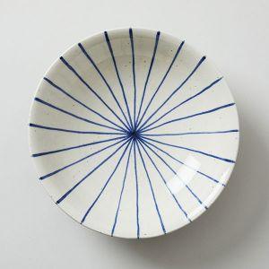藍窯 × TODAY'S SPECIAL 7寸鉢 十草