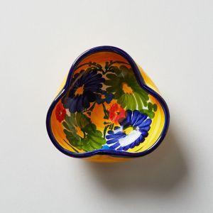 ハエン フリル小皿 5004N