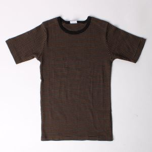 Robert P.Miller クルーネックTシャツ ブラウン
