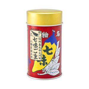 七味ごま缶