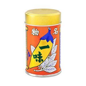 一味唐辛子缶