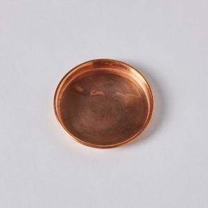 銅のコースター