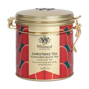 Whittard/ウィッタード クリスマスティーキャニスター缶