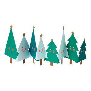 MeriMeri ハッピーツリー クリスマスカード