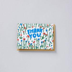メッセージカード THANK YOU / egg press