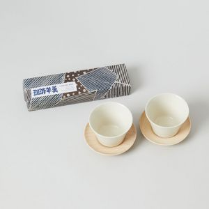 【GIFT SET】TEACUP & YOKAN
