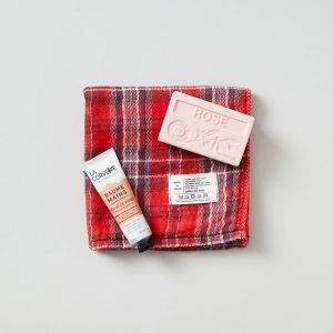 【GIFT SET】HAND CARE RED