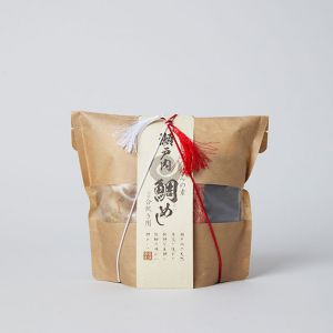 瀬戸内鯛めし 2合用 / 愛媛海産