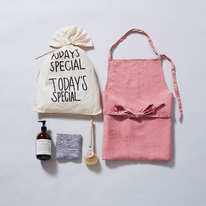 【母の日対象】【GIFT SET】KITCHEN CLEANING SET ピンク