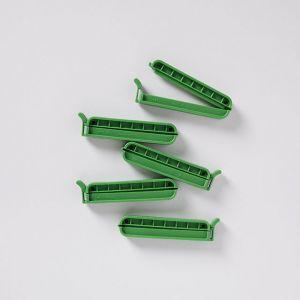 【ネコポス対応】【5点SET】CLIP-it 70mm グリーン / WeLoc