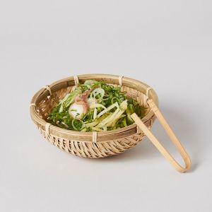 【2点SET】豆ざる & 薬味トング