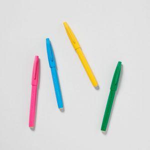 【4色SET】サインペン / ぺんてる