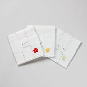 【3種SET】祝いのふきん / 原田織物×TODAY'S SPECIAL