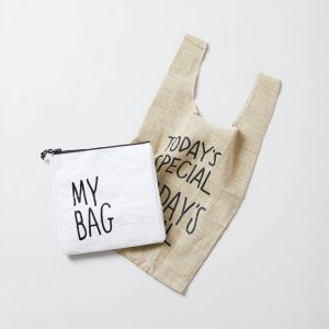 【オンライン限定】 MY BAG & MINI JUTE MARCHE BAG