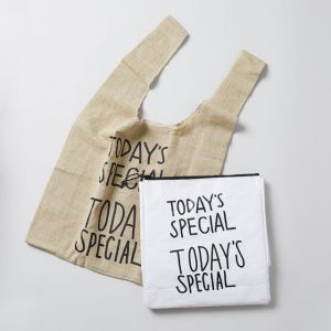 【オンライン限定】TODAY'S SPECIAL MY BAG & JUTE MARCHE
