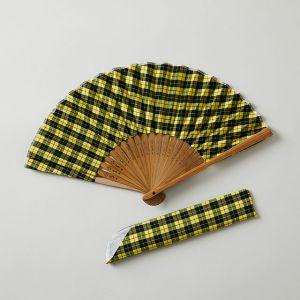 播州織物扇子 A