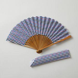 播州織物扇子 G