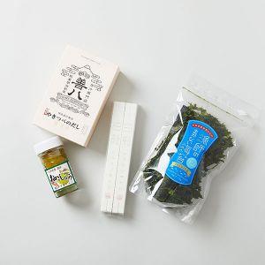 【レシピセット】あさりとコーンとパリパリ海苔の柚子胡椒そうめん