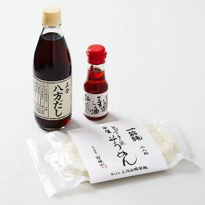 【レシピセット】シャキシャキ夏野菜のピリ辛キムチ豆乳そうめん