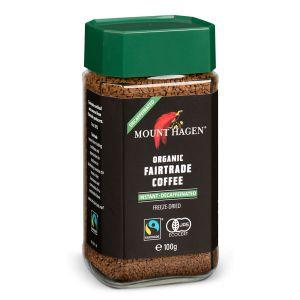 マウントハーゲン オーガニックフェアトレード カフェインレス インスタントコーヒー 100g