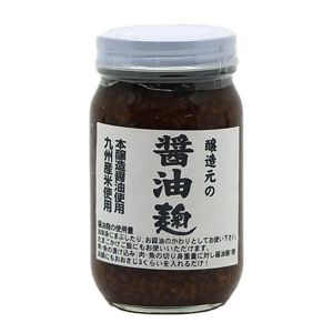 醸造元の醤油麹