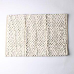 ループマット 45×70 ホワイト