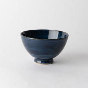 瑠璃 飯碗 Lサイズ