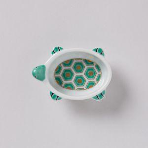 珍味皿 亀 / 徳幸窯