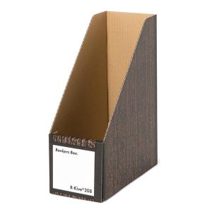 【オンライン限定】バンカーズボックス ウッドグレイン 208sマガジンファイル 3個セット