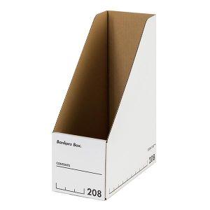 【オンライン限定】バンカーズボックス スタンダード 208sマガジンファイル 3個セット