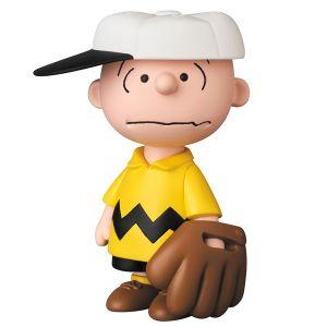 UDF PEANUTSフィギュア ベースボール チャーリーブラウン