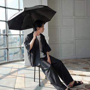 【オンライン限定】Wpc. IZA 折りたたみ傘 軽量タイプ ブラック