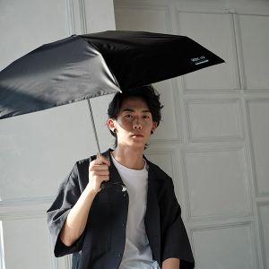 【オンライン限定】Wpc. IZA 折りたたみ傘 コンパクトタイプ ブラック