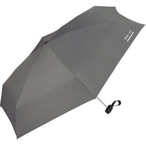 【オンライン限定】Wpc. IZA 折りたたみ傘 コンパクトタイプ グレー