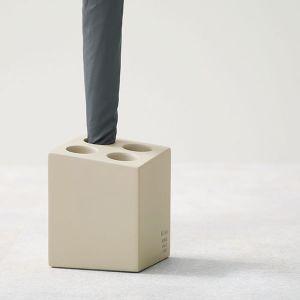 mini cube ベージュ