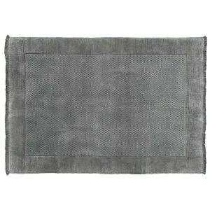 BLOCCO/ブロッコ ラグ 90×130 ブラック